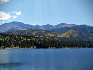 Pikes Peek Colorado